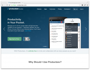 Producteev Task Management